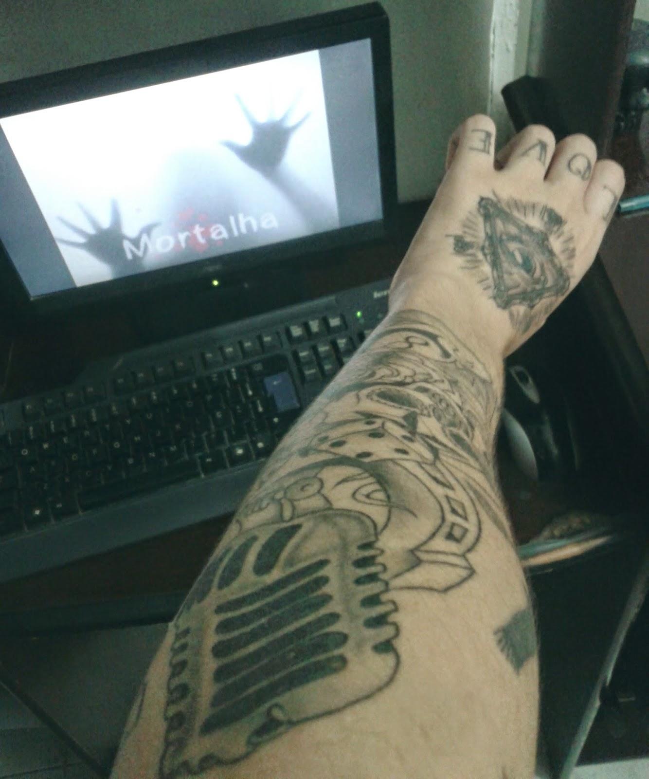 tatuagem, david alves mendes