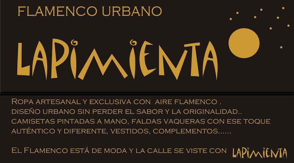 LA PIMIENTA. Flamenco Urbano