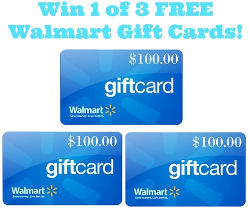 Free Stuff In Canada Walmart Gift Card Giveaway