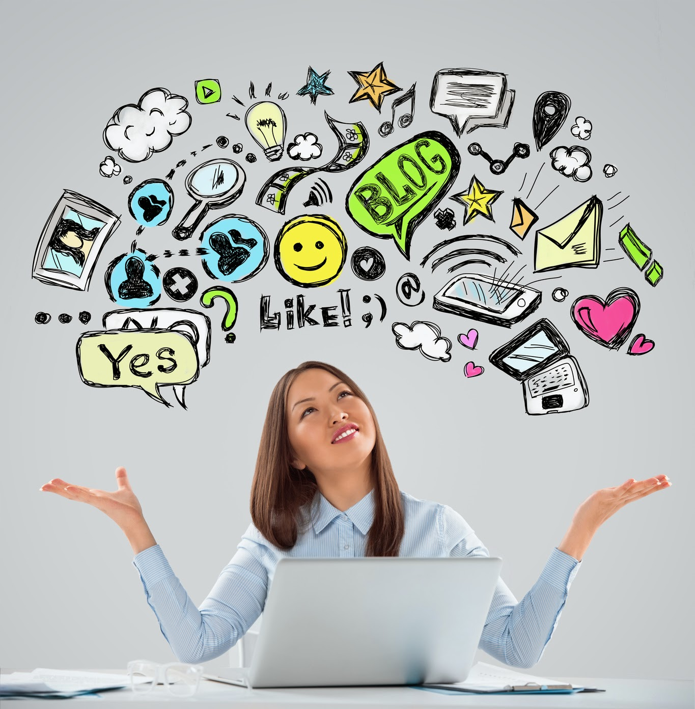 15 ideias para gerar conteúdo nas Redes Socais para seu negócio!