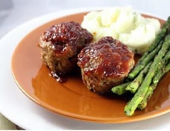 ... Meatloaf Muffins | 100 Ways To Prepare Hamburger | Hamburger Recipes