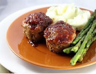 ... Meatloaf Muffins   100 Ways To Prepare Hamburger   Hamburger Recipes
