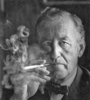 Ian Fleming, author of the James Bond series