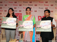 Sonam Kapoor Launches Filmfare Make Over Gallery