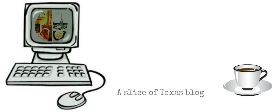 A Slice of Texas - blog