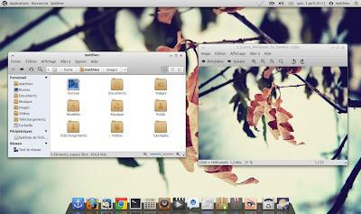 Equinox theme ubuntu 11.04 natty ppa