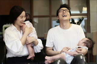 Moon Jeong-won Lee Hwi Jae Family