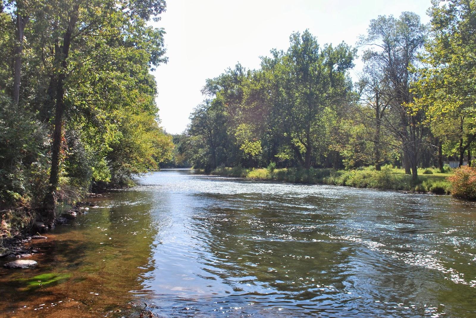 Litton 39 s fishing lines south branch raritan river for end for Raritan river fishing