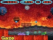 Mario ngoài không gian, chơi game mario online tại vuigame.org
