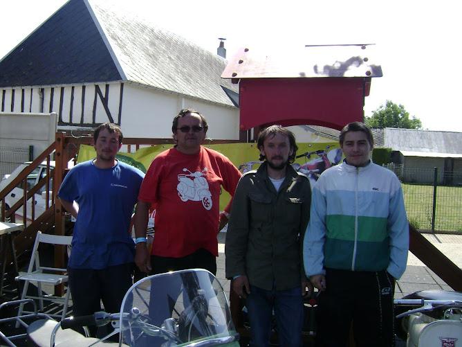 caux retro allouville-bellefosse 2011