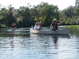 Guided Canoe Tour