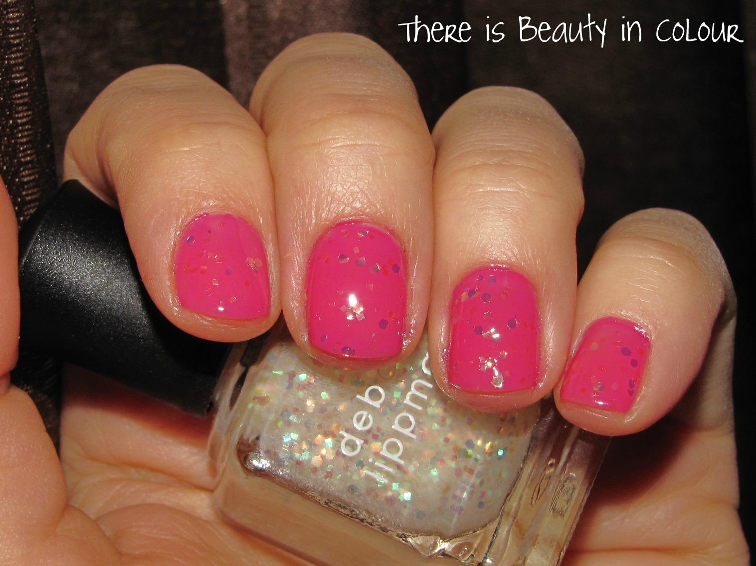 Natalie\'s Nails: Essie Secret Story