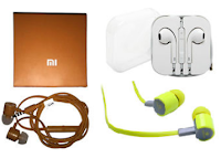 Buy Mobile Earphone for HTC, Samsung, Sony and More at Flat Rs.100 Off : Buy To Earn