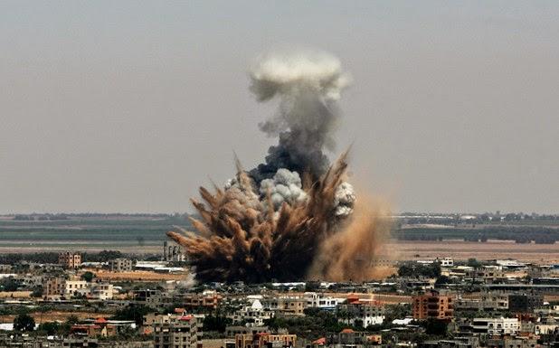 Israeli attacks kill 805 Palestinians in Gaza
