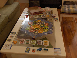 Game of the Settler's of Catan