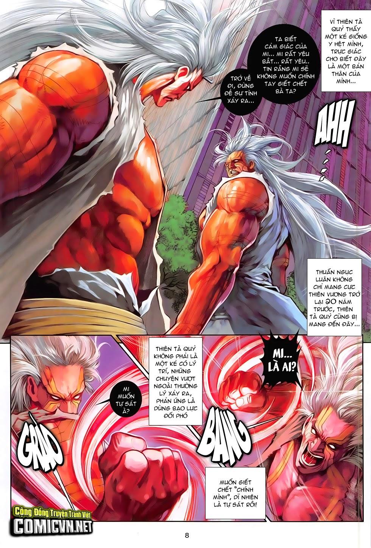 Ba Động Quyền Z Hadouken Zero chap 15 - Trang 8
