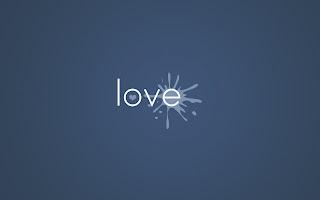 Simple Love Heart HD Wallpaper