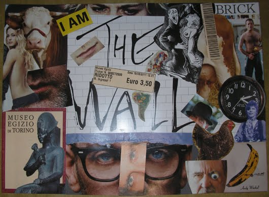 Collage The Wall