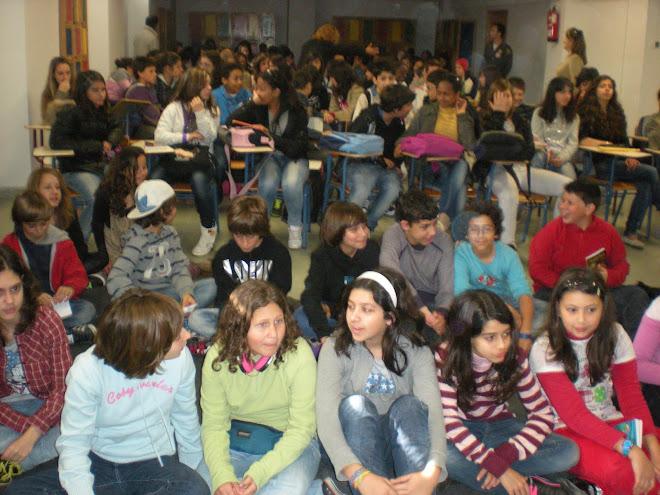 Escola da Sobreda - 28 de Março de 2011