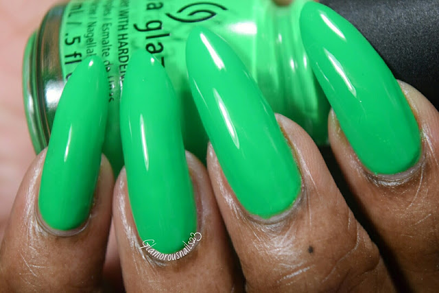 China Glaze Kiwi Cool-Ada