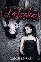book cover of Velveteen by Daniel MArks