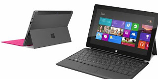 MODEL DAN HARGA MICROSOFT TABLET SURFACE