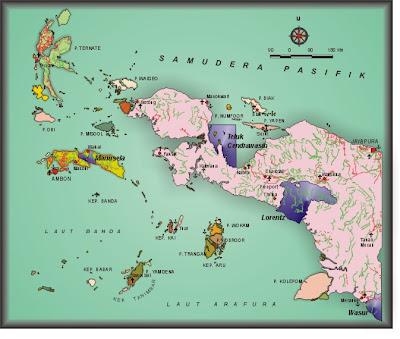 Taman Nasional di Papua
