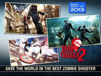 Game Dead Trigger 2 Apk