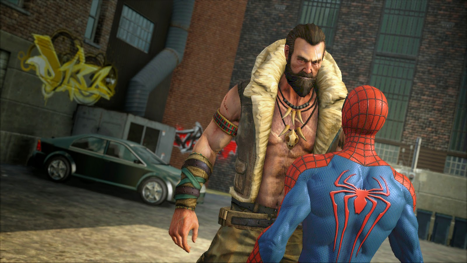 the amazing spider man 3 game pc