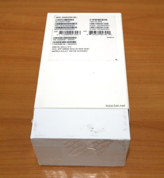 Compact, yet elegant minimalistic box