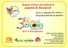 Festival de las Flores Jarabacoa 2012