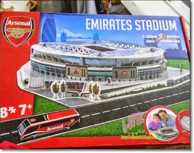 puzzl stadium arsenal