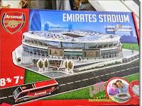 London Mari...!! Emirates Stadium Wei...Khas Untuk Peminat Arsenal
