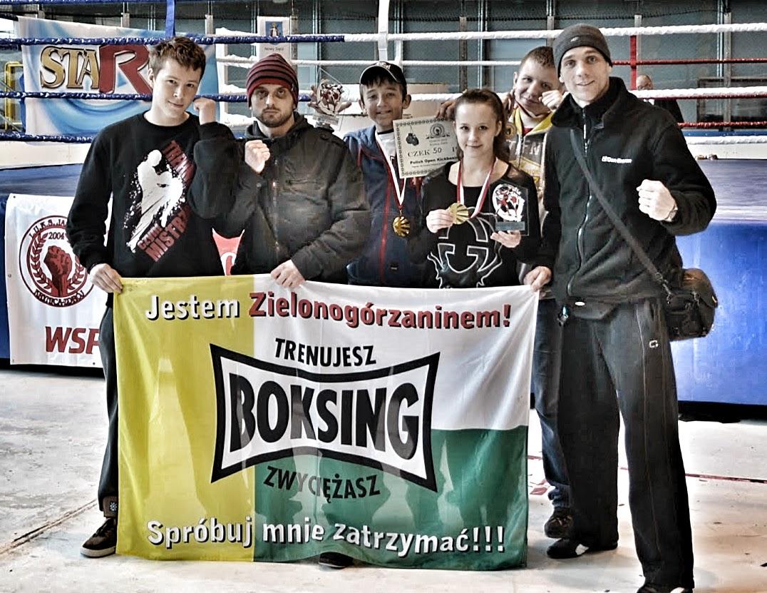 kickboxing, Polish Open, Zielona Góra, kickboxing, Puchar, Krynica Zdrój