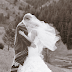 the wind. utah wedding photographer.
