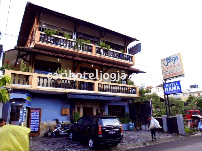 Hotel Rama Sosrowijayan Malioboro