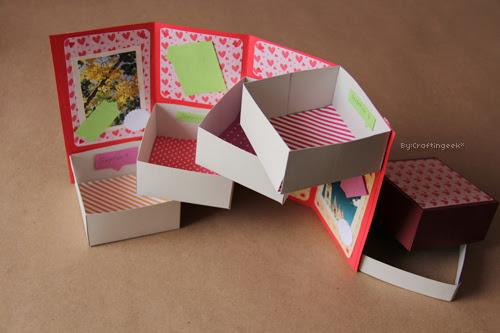 5 Manualidades Faciles Para Regalar Rojo Anaranjado By - Manualidades-faciles-de-navidad-para-regalar