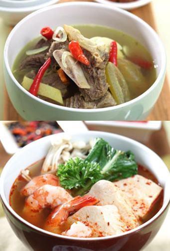 Tips Memanggang Seafood
