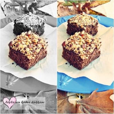 Havuçlu / Kabaklı Kek