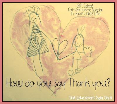 Thank You Teacher Gift Ideas