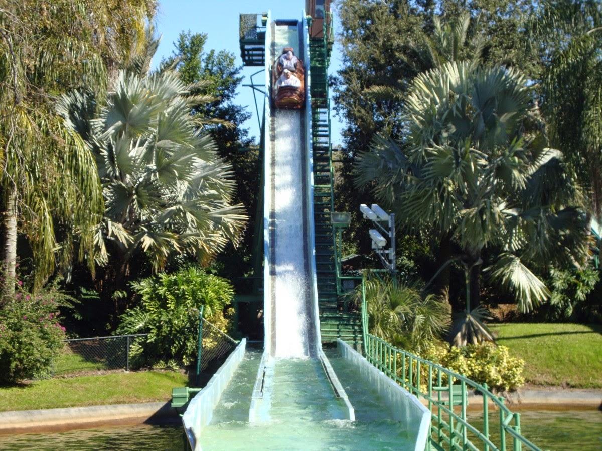 Busch Gardens Tampa 2015