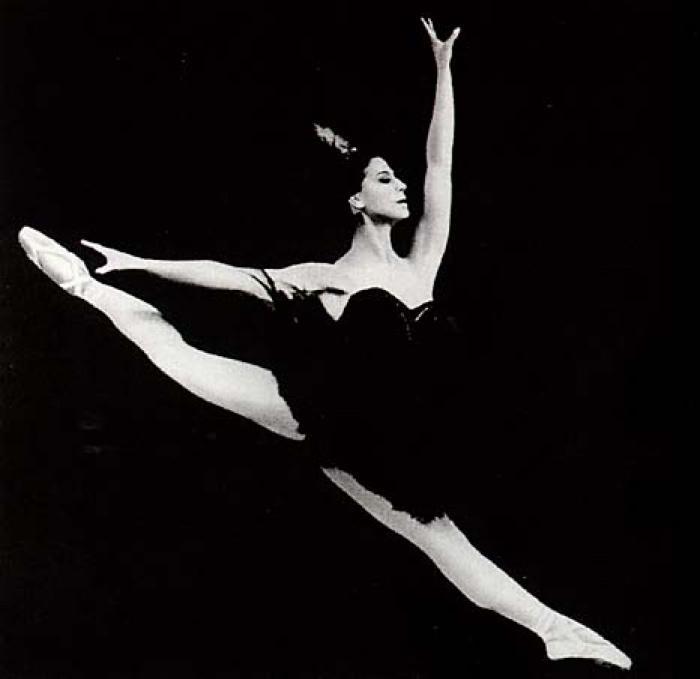 Primeras Figuras del Ballet