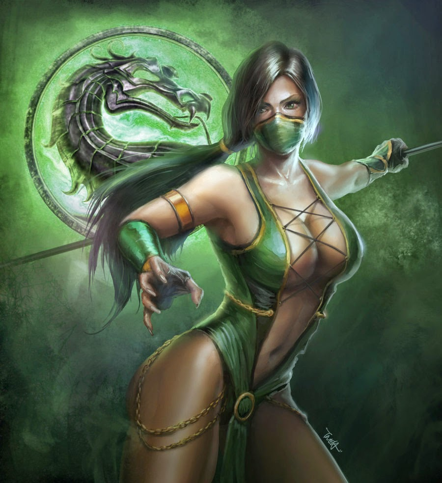 Mortal kombat jade erotic photos