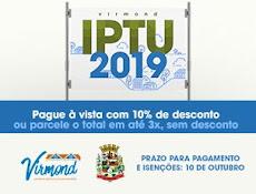 Virmond - IPTU 2019