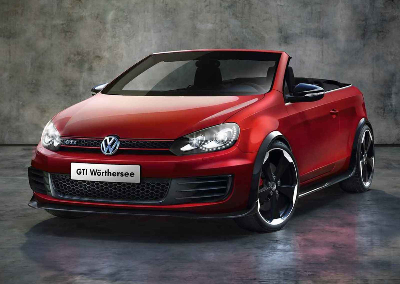 vw golf gti cabriolet concept car review 2011 and pictures new car review. Black Bedroom Furniture Sets. Home Design Ideas