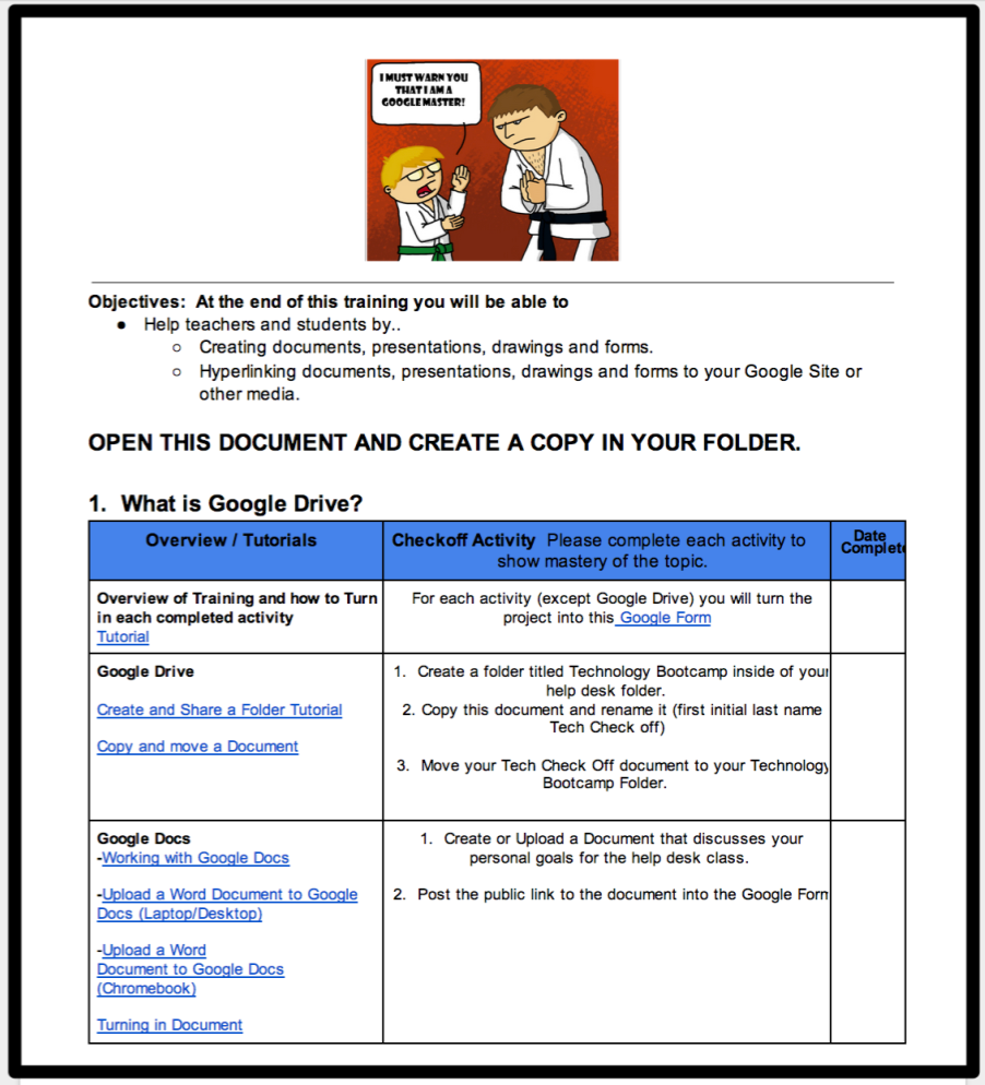 A New Excellent Google Drive Guide for Teachers and Students