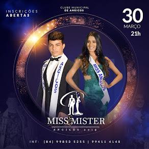 Miss & Mister Angicos 2019