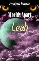 Win 1 of 5 ebooks of Worlds Apart- Leah by Andrea Baker (INT) Ends 31st May