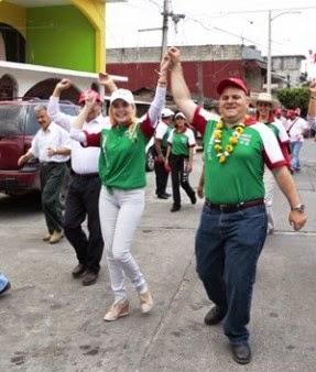 """""""Es Marco la mejor opción para córdoba como diputado federal"""": Corintia Cruz"""