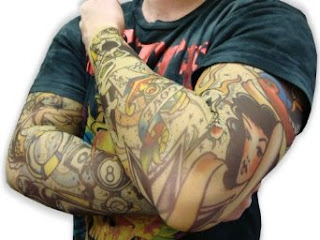 Authentic Sleeves Brand Tattoo Sleeves (Rock-a-Billy)